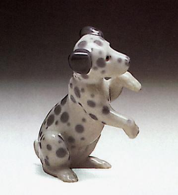 Dalmatian Lladro Figurine