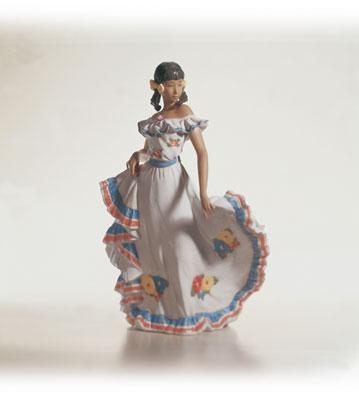 Dance Of Joy Lladro Figurine