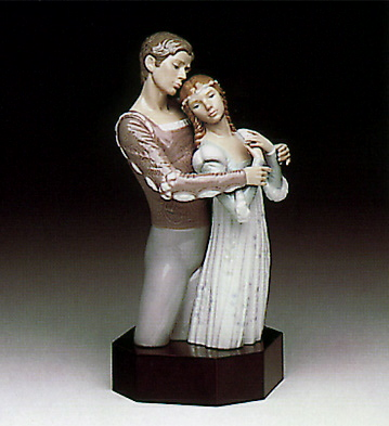 Dance Of Love(b) Lladro Figurine