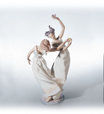 Dance Of The Nymphs Lladro Figurine