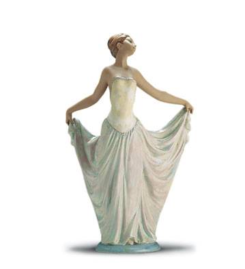Dancer Lladro Figurine