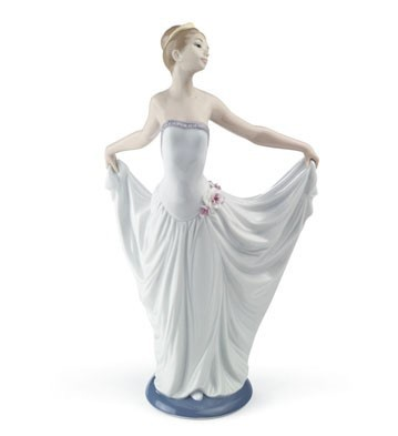 Dancer (special Edition) Lladro Figurine