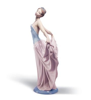 Dancer Lladro Figurine