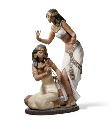 Dancers From The Nile Lladro Figurine