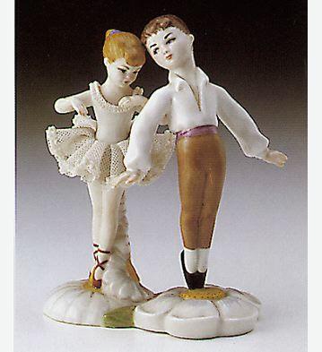 Dancers Lladro Figurine