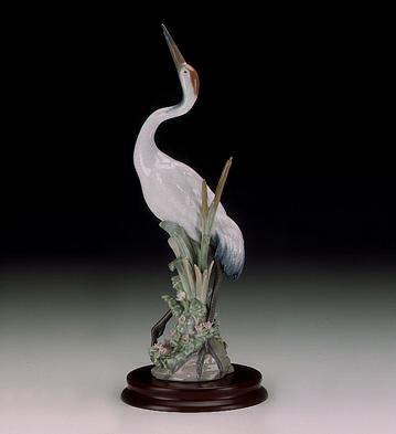Dancing Crane Lladro Figurine