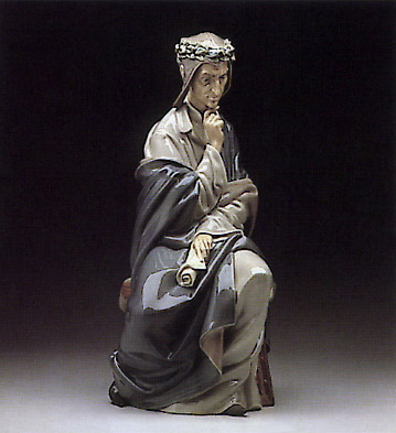 Dante Lladro Figurine