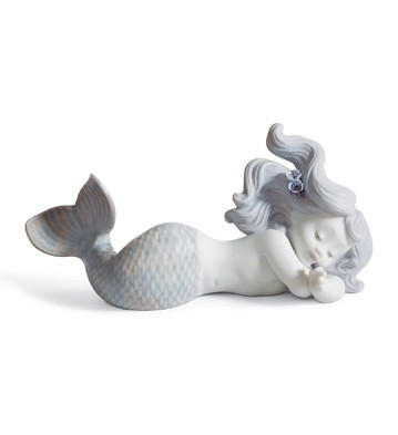 Day Dreaming At Sea Lladro Figurine
