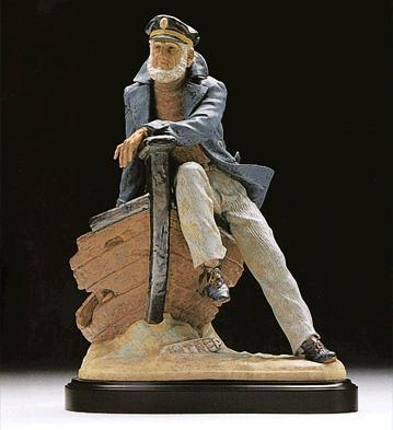 Days Of Yore (l.e.) (b) Lladro Figurine