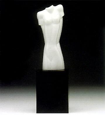 Deity(white)(b) Lladro Figurine