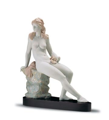 Delphica (b) Lladro Figurine