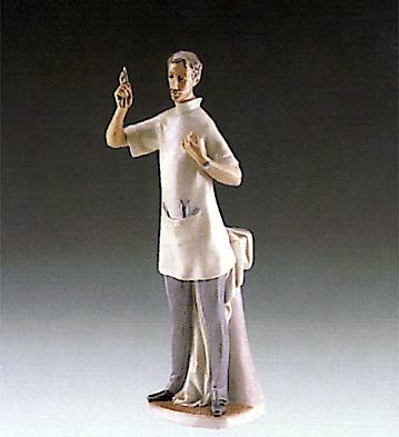 Dentist Lladro Figurine
