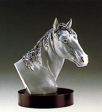 Derby Winner Lladro Figurine