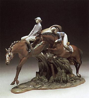 Derby Lladro Figurine