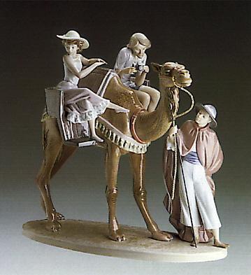 Desert Tour Lladro Figurine