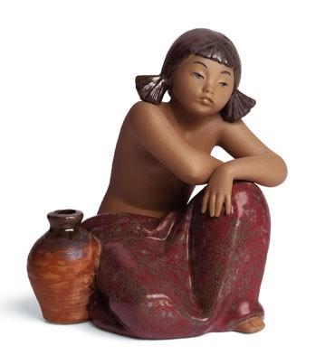 Desiree Lladro Figurine