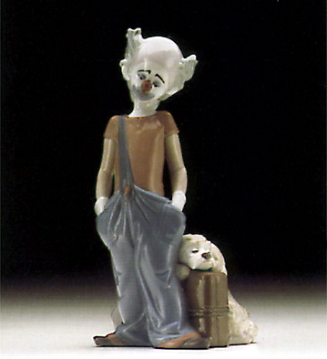 Destination Big Top Lladro Figurine