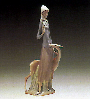 Diana Lladro Figurine