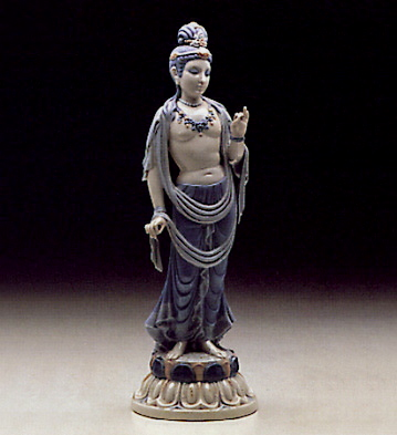 Disciple Of Buda Lladro Figurine