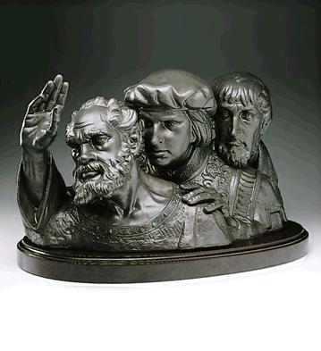 Discoveries (l.e.) (b) Lladro Figurine