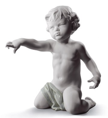 Discovering The World Lladro Figurine