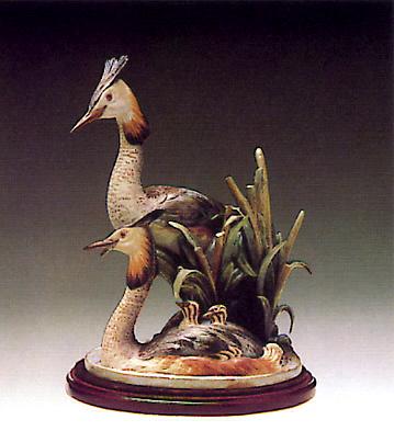 Divers W. Chicken (b) Lladro Figurine