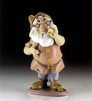 Doc Lladro Figurine