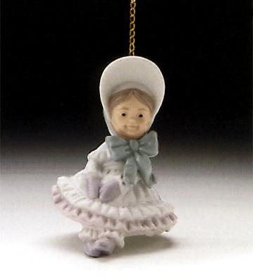 Doll Lladro Figurine