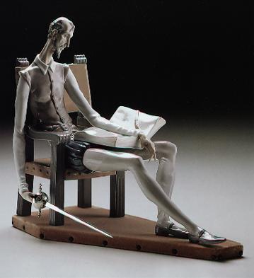 Don Quixote (b) Lladro Figurine