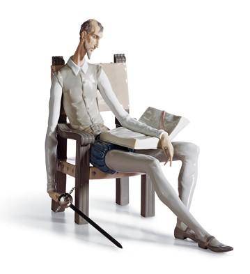 Don Quixote Lladro Figurine