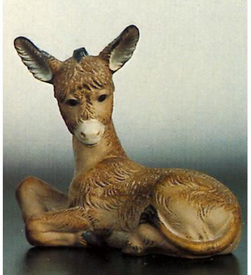 Donkey Sitting Lladro Figurine