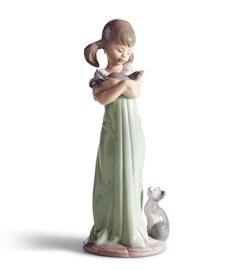 Don't Forget Me! Lladro Figurine