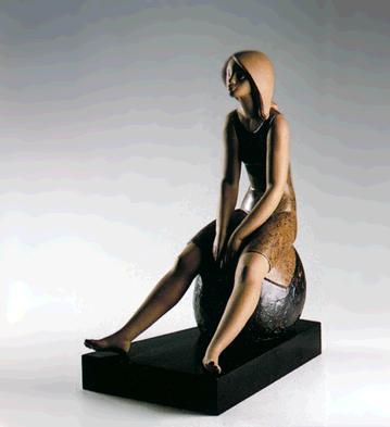 Dreaming (l.e.) (b) Lladro Figurine
