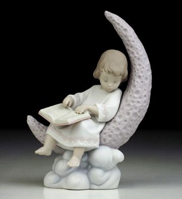 Dreaming Of The Stars Lladro Figurine