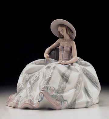 Dreaming Of You Lladro Figurine
