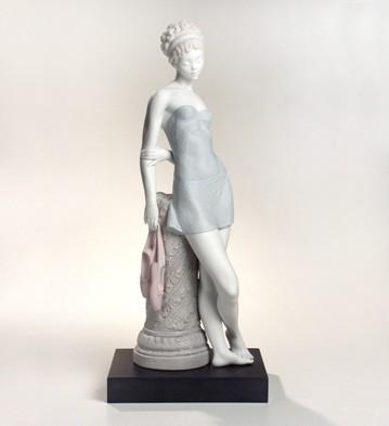 Dreams Of A Ballerina Lladro Figurine