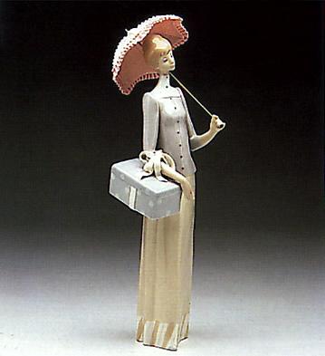 Dressmaker Lladro Figurine