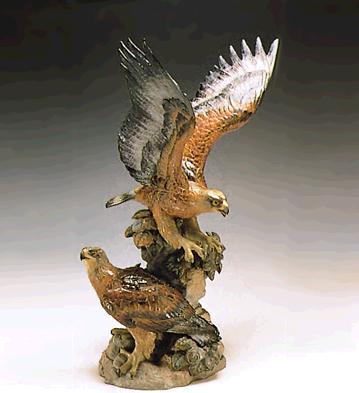 Eagles (l.e.) Lladro Figurine