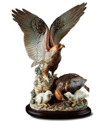 Eagles Nest (l.e.) (b) Lladro Figurine