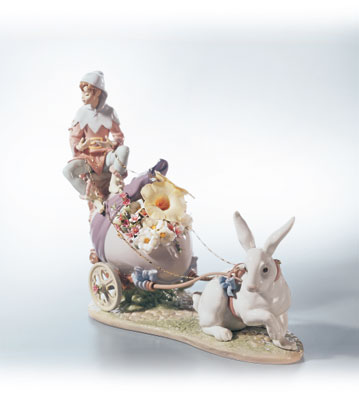 Easter Fantasy Lladro Figurine