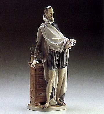 El Greco Lladro Figurine