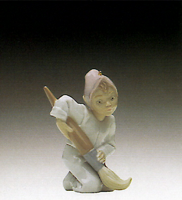 Elf Lladro Figurine