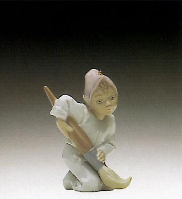 Elf Lladro Figurine