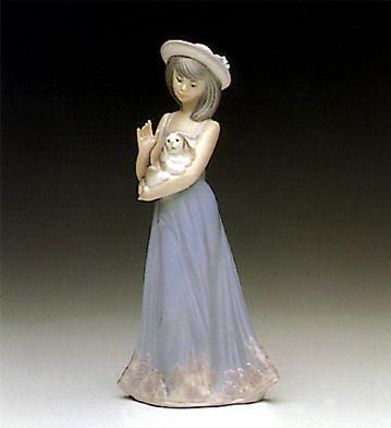 Elizabeth Lladro Figurine
