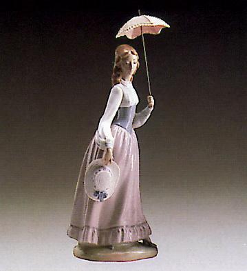 Eloise Lladro Figurine
