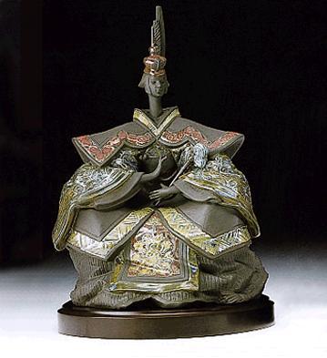 Emperor (b) Lladro Figurine