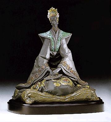 Empress (b) Lladro Figurine