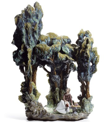 Enchanted Glade Lladro Figurine