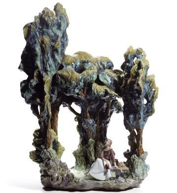 Enchanted Glade Lladro Figurine