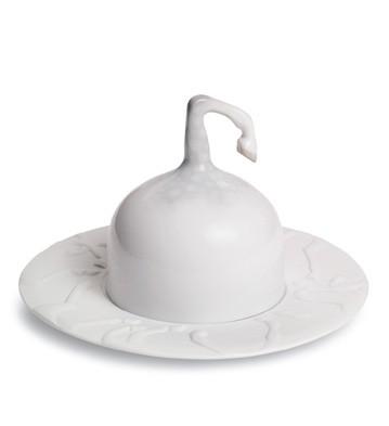 Equus Butter Dish Lladro Figurine
